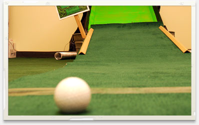 ReadyTalk Mini-Golf Competition