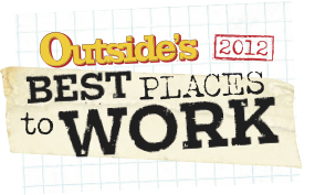 Outside Magazine Best Places to Work 2012
